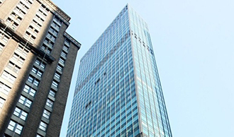 888 Seventh Avenue in Midtown