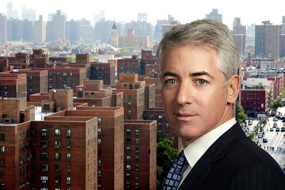 Bill Ackman and Stuyvesant Town
