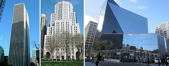Most Expensive Office Leases Nyc Manhattan Office Market