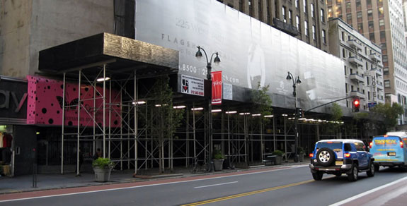 Scaffolding NYC