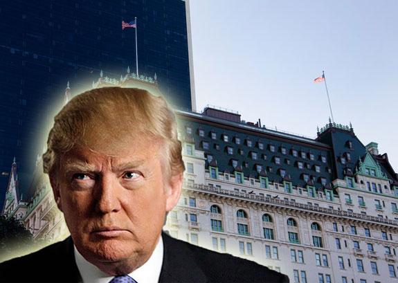Trump ny plaza trump plaza hotel for Trump plaza new york city