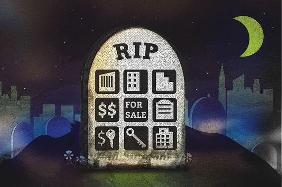 tech-Graveyard
