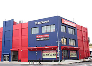 A Cubesmart Facility In Prospect Heights