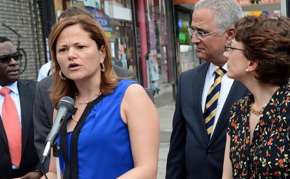 Melissa Mark-Vivertino credit: MTA)