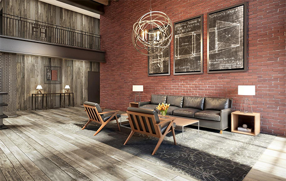 Rendering of 42-60 Crescent Street in Long Island City