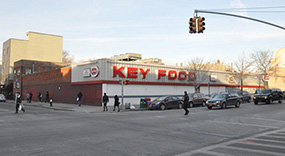The Key Food at 575 Grand Street in Williamsburg