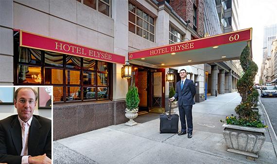 Hotel Elysee Richard Born