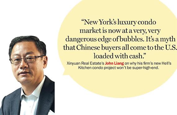 John Liang Chinese buyers real estate