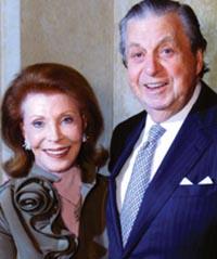 Florence and Robert Kaufman