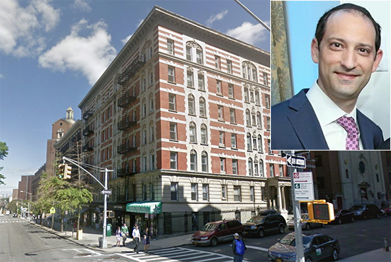 Coltown Properties CEO Steven Neuman and 3060 Broadway