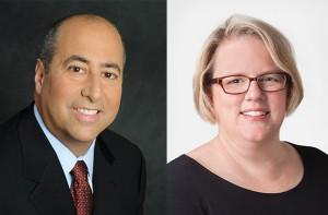 Todd Bassen and Melissa Gilatta