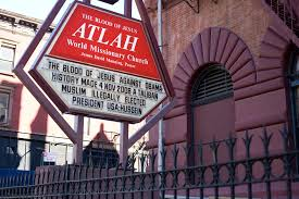 Atlah Worldwide Church in Harlem