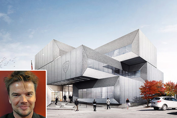 bjarke ingels bronx station house