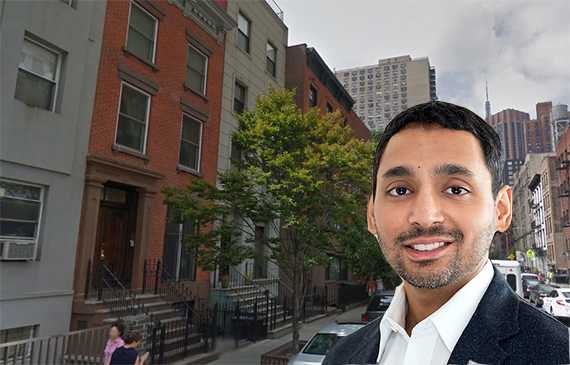 Atit Jariwala, CEO of Bridgeton Holdings, and the East 33rd Street properties