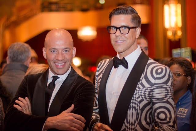 John Gomes and Fredrik Eklund (credit: Dominick McGee of Production Glue)
