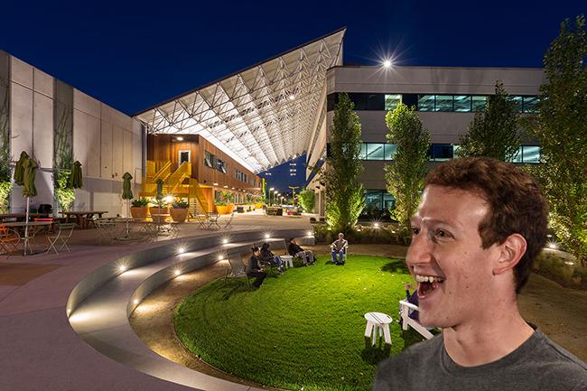 facebook menlo park office. The Playa Jefferson Campus In Vista And Facebook CEO Mark Zuckerberg Menlo Park Office