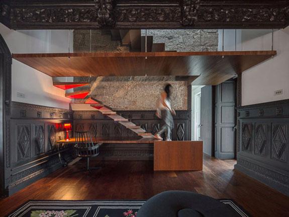 Architects: Elisabete de Oliveira Saldanha (credit: Fernando Guerra FG+SG)