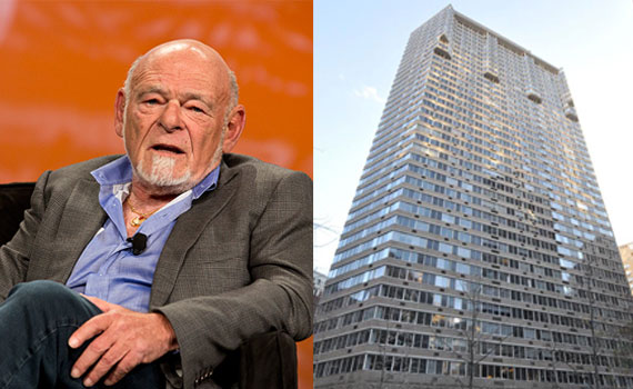 Equity Residential's Sam Zell and RiverTower at 40 East 54th Street