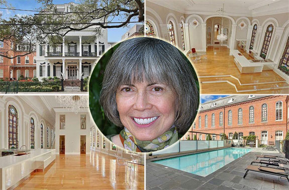 Anne Rice home
