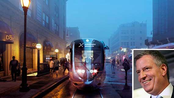 streetcar-bill-de-blasio