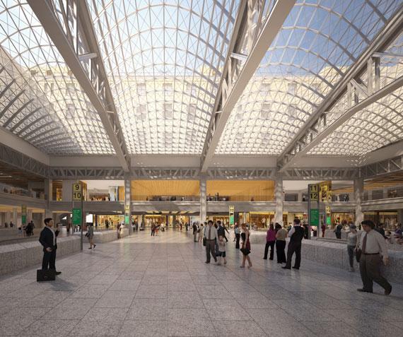 train-hall-rendering