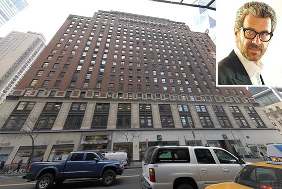250 West 57th Street Tony Malkin