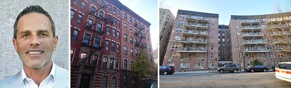 Alfred Caiola, 332 East 18th Street and 3873 Orloff Avenue
