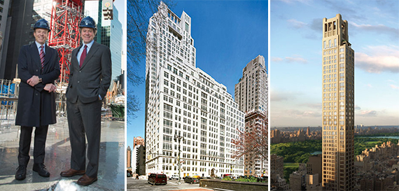 Arthur William Zeckendort 15 Central Park West 520 Park Avenue