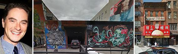 Jamie Wiseman, 199 Starr Street and 216 Bowery
