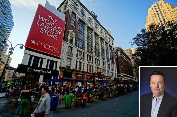 Macy's Herald Square Bill Lenehan