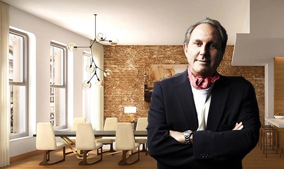 Serge Azria 60 White Street