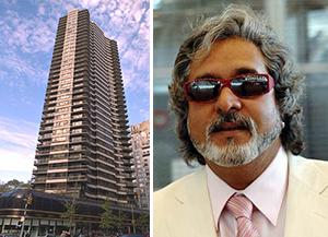 Vijay Mallya Trump Plaza 167 East 61st Street