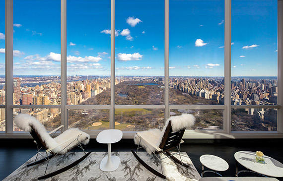 One57 157 West 57th Street Hajioannou Family