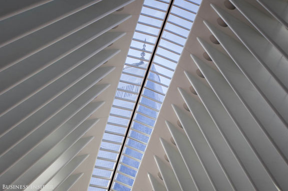 the-330-foot-retractable-skylight-will-be-open-on-days-accompanied-by-nice-weather-as-well-as-annually-on-911-one-world-trade-center-is-visible-through-the-skylight