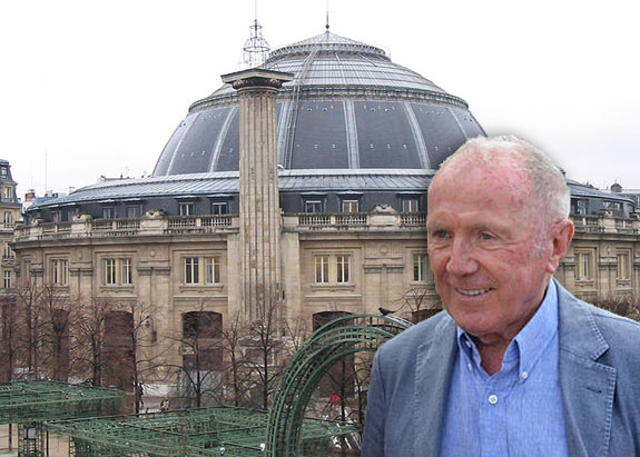François Pinault and the Bourse de Commerce building will house the museum