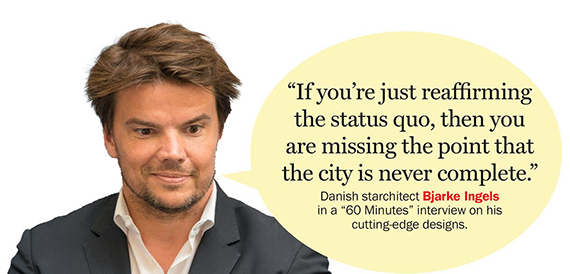 Bjarke funny quote