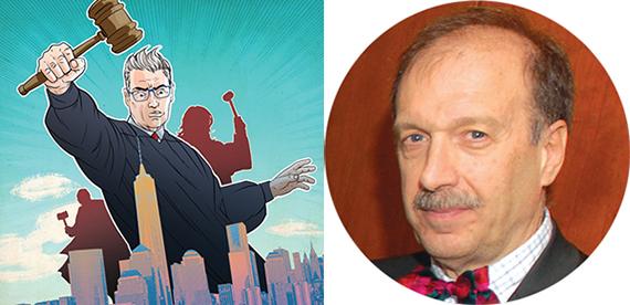 Judge Carlos Ramones