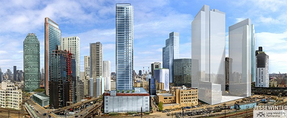 Long Island City Development