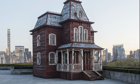 """The Roof Garden Commission: Cornelia Parker, Transitional Object (PsychoBarn),"""