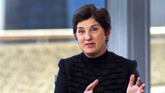 Sharmin Mossavar-Rahmani (Goldman Sachs)