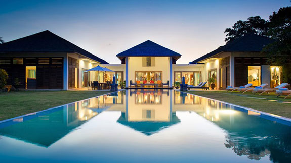 A Luxury Home In Indonesia