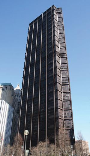 Steel Tower in Pittsburgh