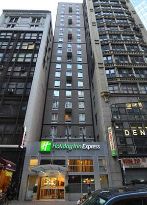15 West 45th Street in Midtown