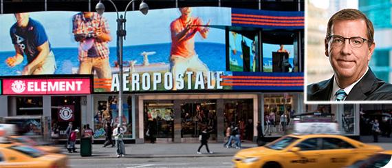 Aeropostale Times Square