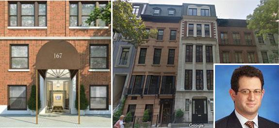 Merritt House Condominium , Peter Weidman and 162 East 83rd Street