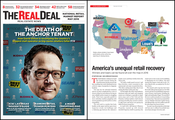 Issue is live Retail 2016