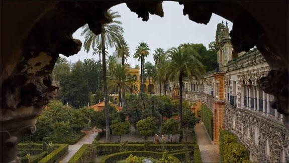 Palast-von-Dorne