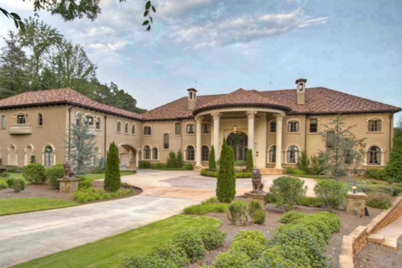 Largest homes in america largest home listings for Largest homes in america
