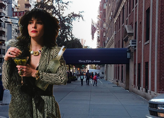 Parker Posey is selling her apartment at 30 Fifth Avenue (credit: Warner Bros. Entertainment Inc.)