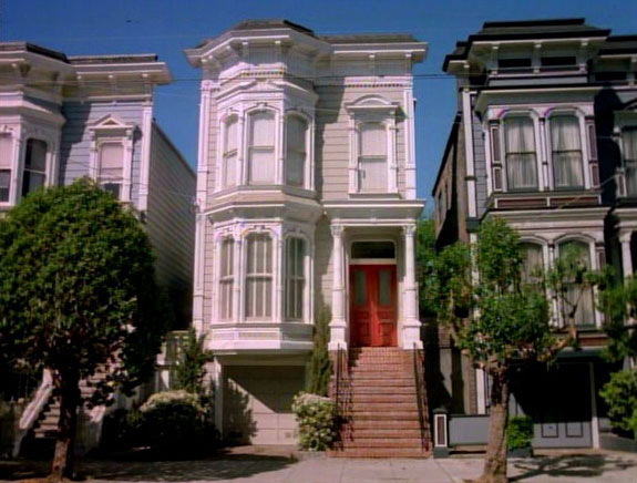 """The house from """"Full House"""""""